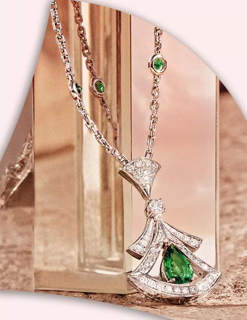 Divas'Dream系列珠宝 触手可及的 是你的温柔