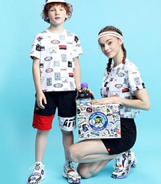 童装市场激烈 众多运动品牌入场 安踏儿童登上时装周