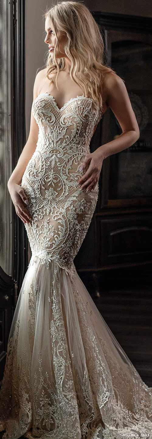 美妙至极的婚纱 照亮你与爱人的每一刻