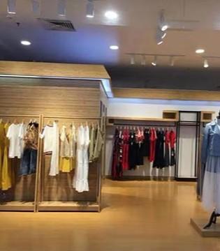 """广受消费者喜爱的品牌女装""""金蝶茜妮""""再迎新店开业!"""