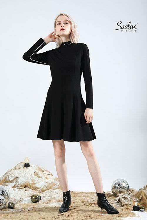 莎斯莱思淑女风穿搭法则,助你玩转初秋女性时尚!