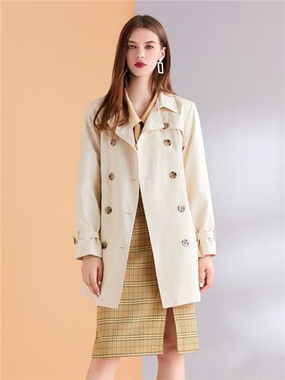 秋冬半身裙配哪种外套好看 秋冬半身裙怎么搭配好看