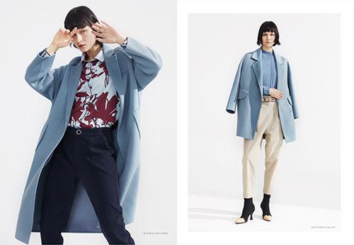 新时尚 新生活 落地客女装带你领略秋季时尚穿搭魅力!