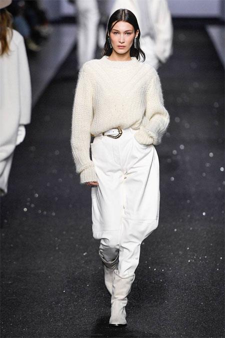 Alberta Ferretti秋冬时装 款式新颖轻松打造时髦感