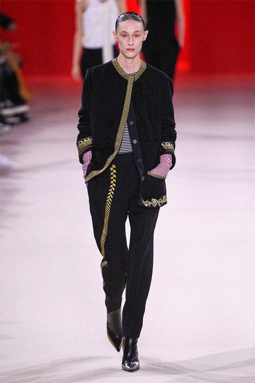 Haider Ackermann秋冬高级成衣秀 打开你的时尚新世界