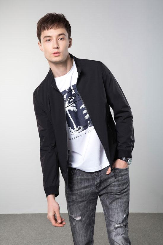 袋鼠男装 秋冬款外套上线 怎么搭怎么帅气