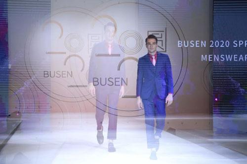 步森新品发布 引领你的时尚新视觉