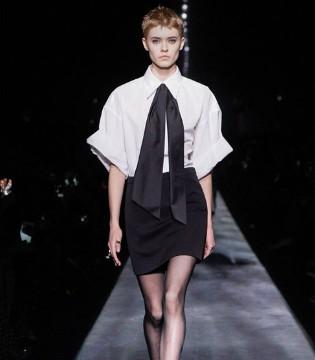 Givenchy秋冬时装 低调奢华有内涵 彰显品味