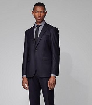可持续时尚造就高端男装 BOSS将会占领这行业吗?