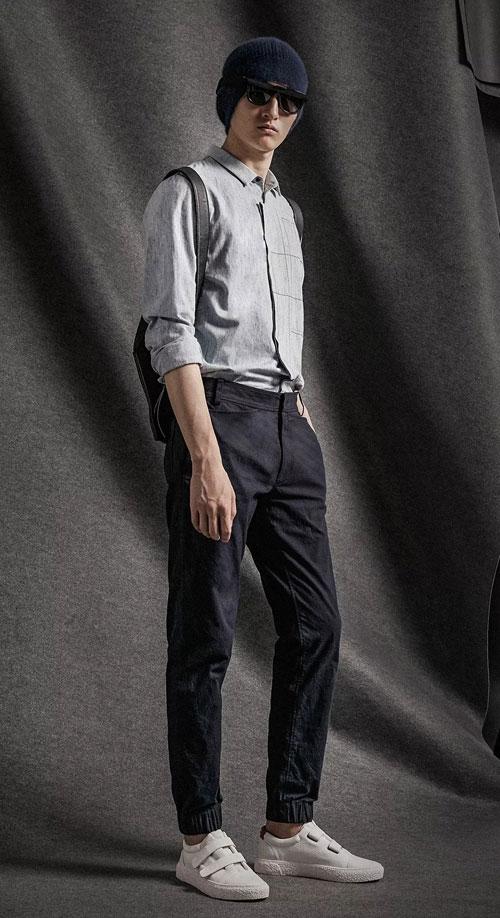 行走的舒适 如何给腿部挑选一条好裤子?