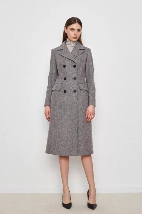CONATUS 探索呢大衣的多面优雅 高级质感