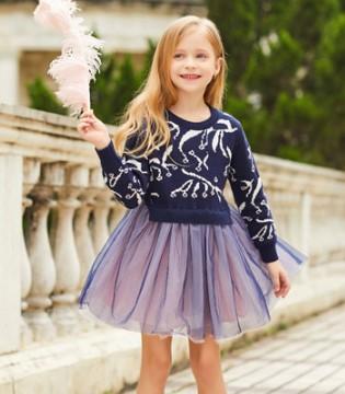 卡儿菲特童装秋款上新 轻松打造时髦感