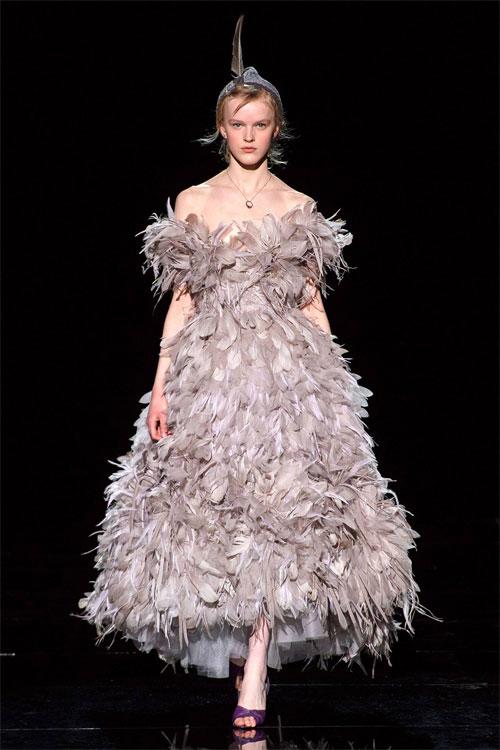 Marc Jacobs秋冬高级成衣秀 演绎新的时尚潮流