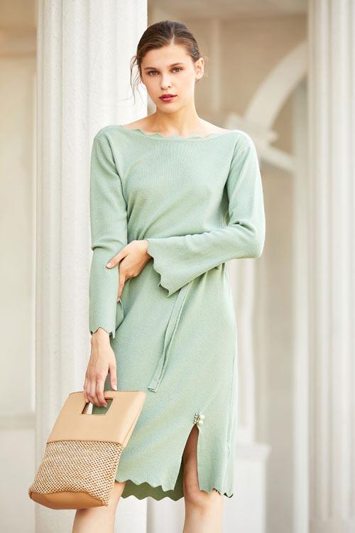 优雅穿搭让魅力触手可及 要做就做时尚达人