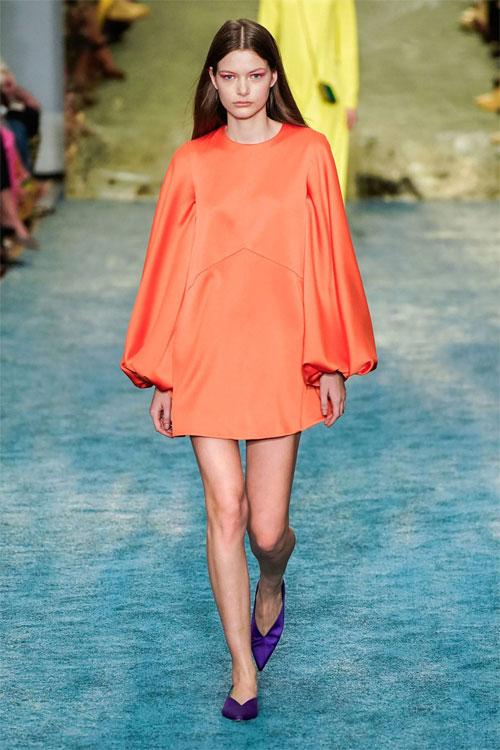 Carolina Herrera秋冬时装 给予你别样的魅力