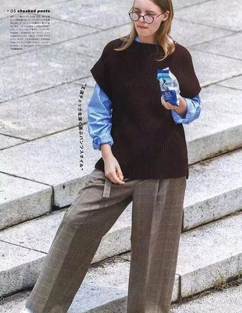 秋末初冬必发彩票手机版登录穿搭 这样的尼赫菲女装真的爱了