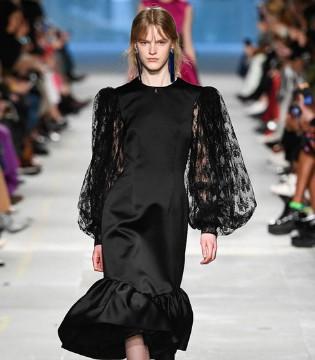Christopher Kane秋冬时装 穿出自己的时尚态度