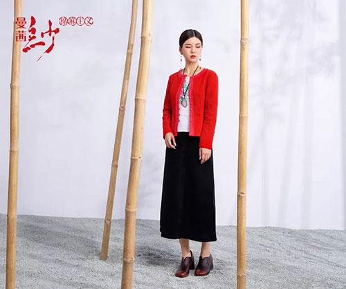 """""""曼茜纱""""2019初冬新品火爆上市!"""