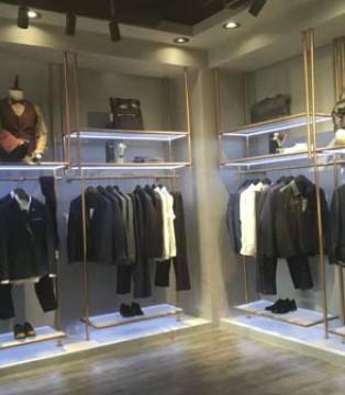 新店开业 男眼时尚男装重新定义时尚 让优雅回归