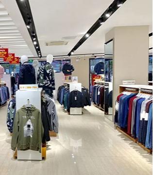 祝贺罗蒙新零售山东菏泽牡丹区东方红大街店盛大开业