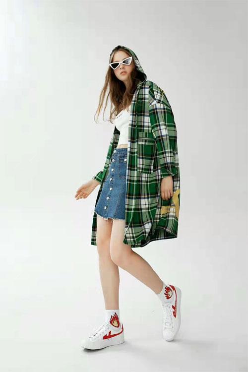 跟着SY+女装学习秋日穿搭 做最时髦的女孩!