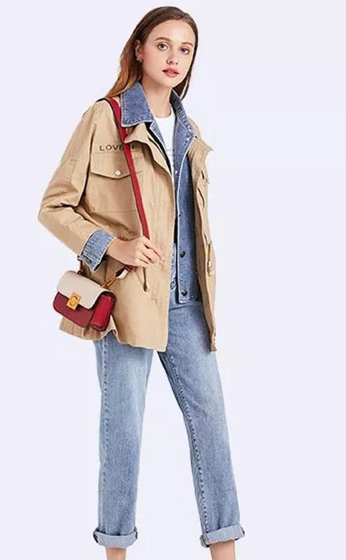 SAPGALE熙加 极简主义将统领时尚界