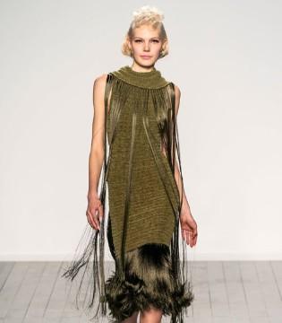 Mark Fast时尚女装 与你一起窥探秋冬季的秘密!
