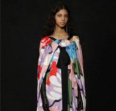 Escada时尚综合图片亚洲网友自拍 充满艺术感的对撞与拼接