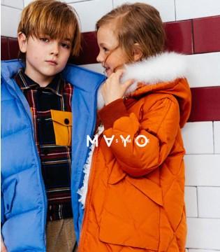 时尚打卡店预备 mayosimple童装河南商丘店即将来袭