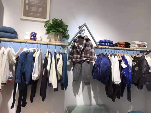 时尚小鱼河南平顶山新店开业 诸多新品伴你过秋冬