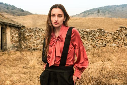 什么叫做国际品牌?浩洋国际女装品牌秋季新品上市