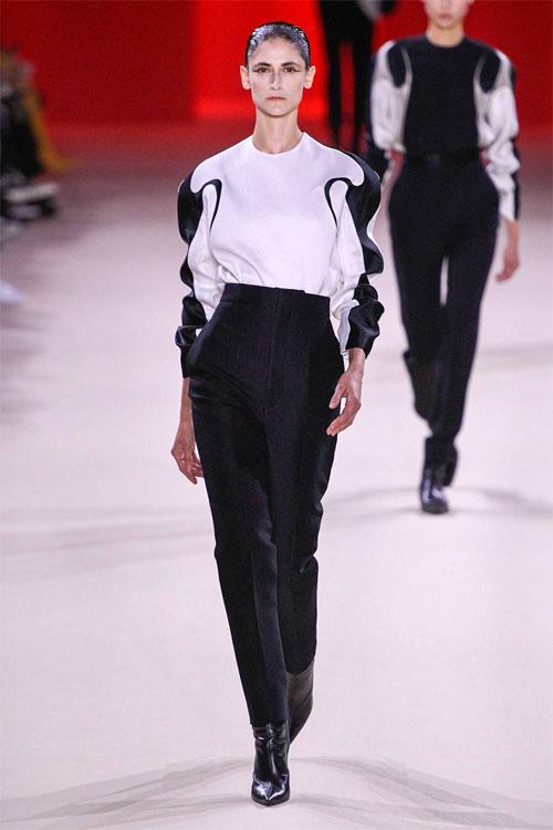 Haider Ackermann秋冬时尚穿搭 打造冷酷与高雅之风