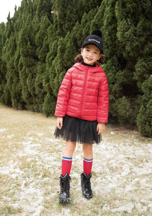 卡儿菲特童装秋季新品 给孩子一个快乐的童年