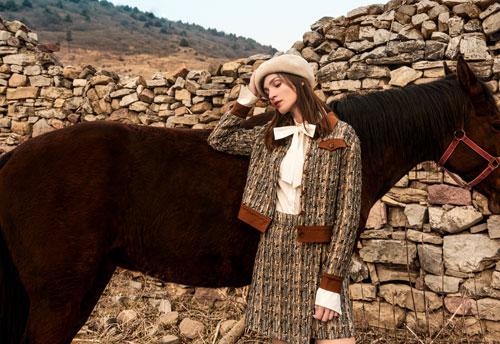 浩洋国际服饰秋季上新 尽现您的优雅与自信
