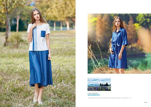 爱依莲女装品牌,要做大、做强、做稳整个国内服饰市场