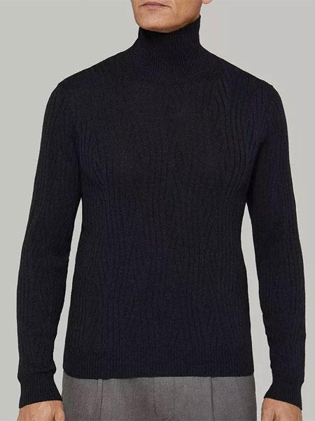 编织时髦暖意  让这个冬天充满暖冬