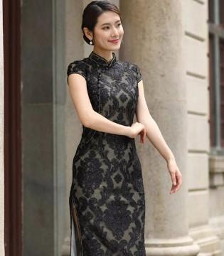 优雅的话都不及于东方优雅 东方贵族女性的优美之选