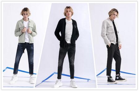 简约风格 莎斯莱思 让每一位男士轻松体会到时尚的乐趣