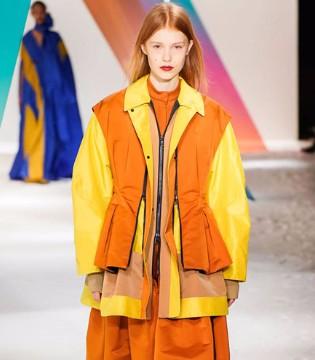 Roksanda:�T��的�色 多彩的冬季
