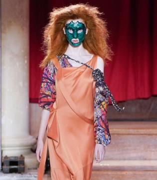 Vivienne Westwood:我的时尚服饰我做主!
