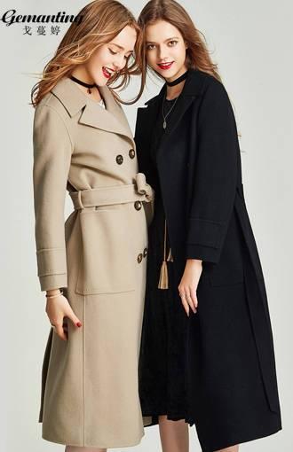 戈蔓婷知名女装招商 添加锐意的细节与纯粹的贵族质感