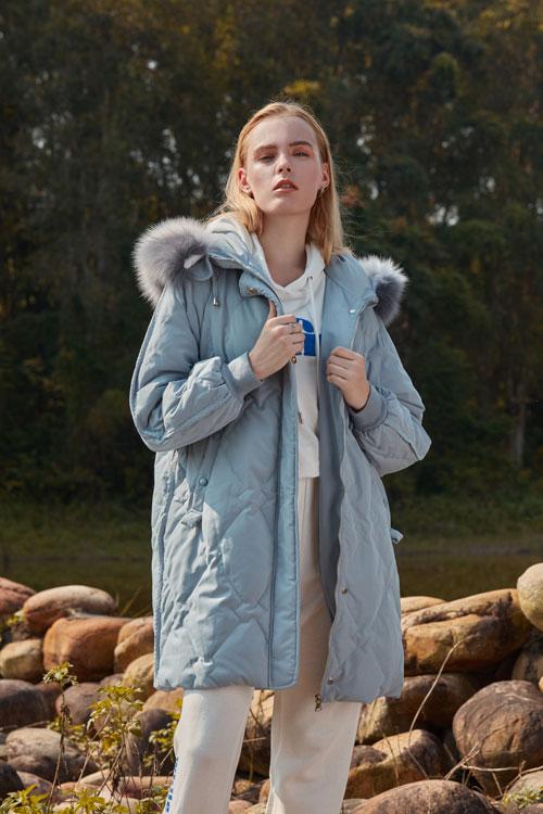 在冬天穿什么最保暖吗?木丝语羽绒服