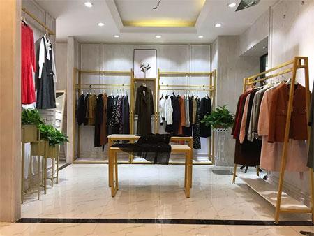 HYQ花月秋品牌女装广西桂林店新店开业