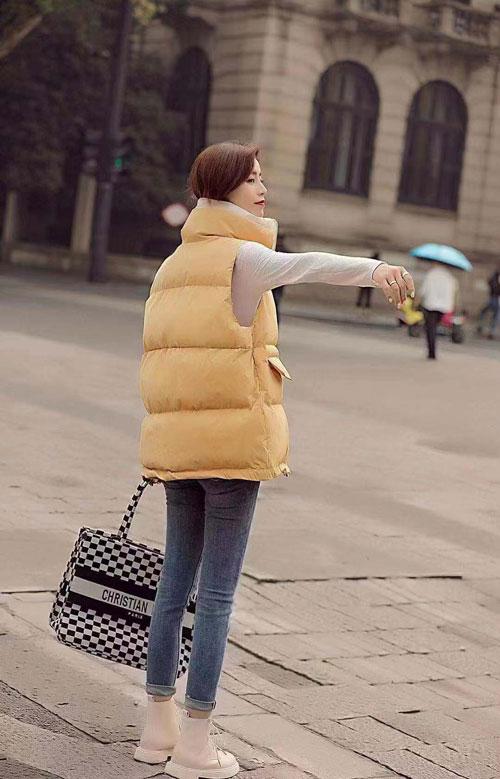 爱依莲女装品牌 潮流不等人谁穿谁先美