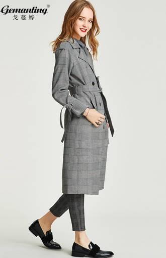 知名女装戈蔓婷以时尚优质产品 为消费者创造超值体验