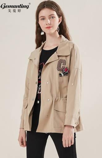 一个人开店选什么项目 戈蔓婷实力女装品牌助你成功