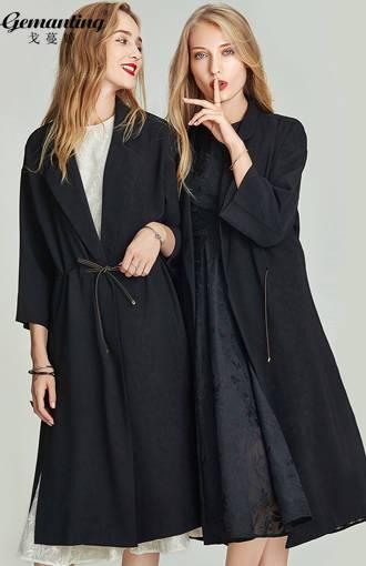 创业好项目 知名品牌戈蔓婷时尚女装 开店狂潮停不下来