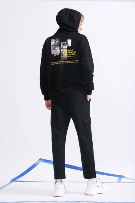 莎斯莱思时尚卫衣 重新成为时尚圈的主力单品!