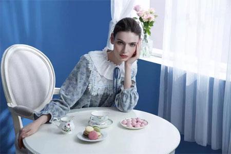 CA BRIDA睡衣带你体验优雅的法派风情