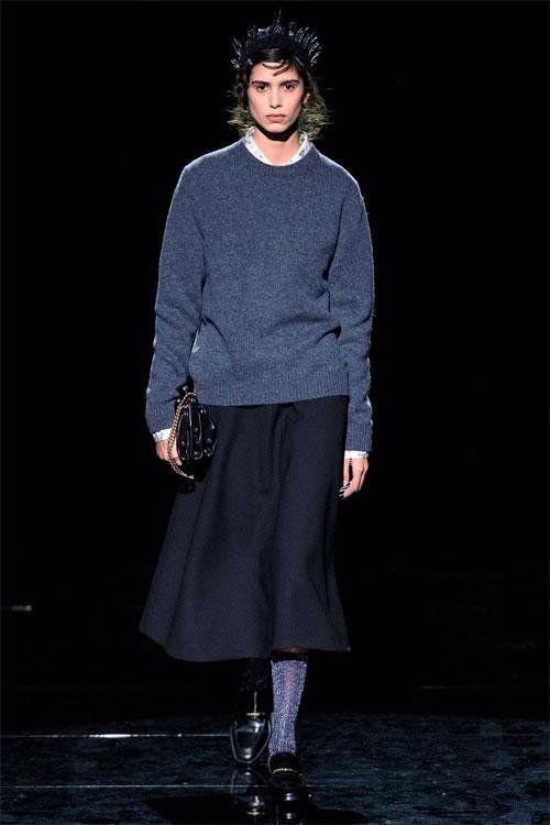 Marc Jacobs秋冬系列演绎贵族式的休闲风!